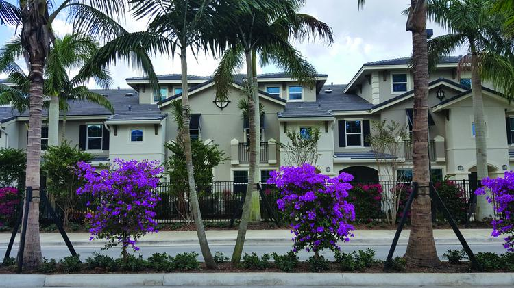 The Quaye At Palm Beach Gardens Was Sold To PGIM Real Estate.