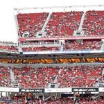 Will Santa Clara take a hit on Levi's Stadium? Lackluster fan interest could signal future financial problems for the city