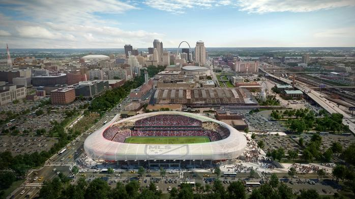Bringing soccer to St. Louis is the right call