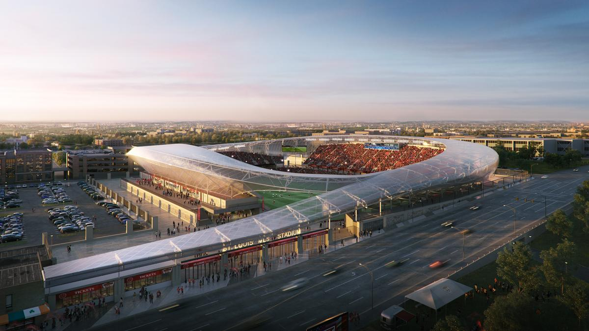 St. Louis soccer stadium bill revived