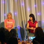 <strong>Mary</strong> <strong>Burke</strong>, Rebecca Kleefisch find common ground on women's career challenges (Video)