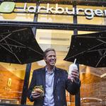 Larkburger's new CEO searches for ways to tell story as chain expands