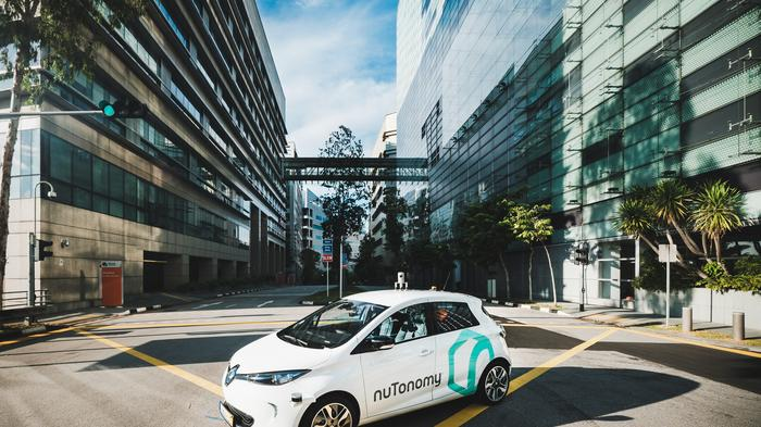 Would you take a self-driving car in Boston?
