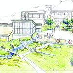 Park School project heads to Amherst officials