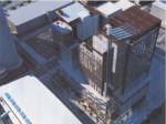 SoBro record-setters reveal glimpse of two-hotel project