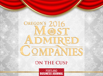 Oregon's Most Admired 2016: 48 companies to watch
