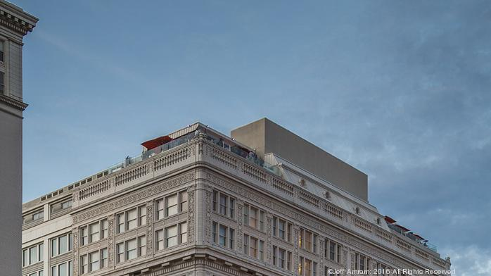 Oregon State signs up for space in the downtown Meier & Frank Building