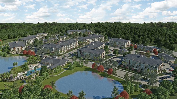 Bainbridge Nona Place To Start Vertical Construction Near