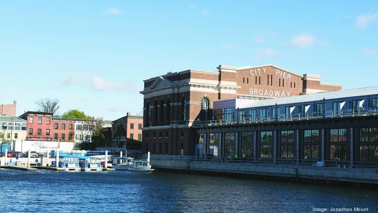 A Look At The Outside Of Sagamore Pendry Baltimore Upscale Fells Point Rec