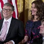 Bill and Melinda <strong>Gates</strong> answer 'the 10 toughest questions we get,' including on Trump