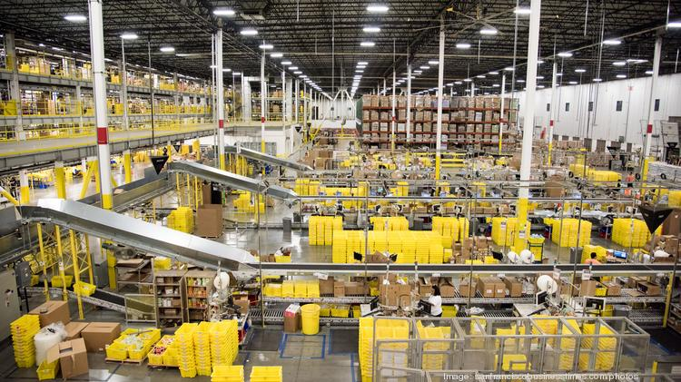 Amazon Looks To East Metro For A Second Mega Fulfillment