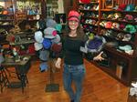 Flipside's hat trick: Turning abandoned materials into coveted headware (Photos)