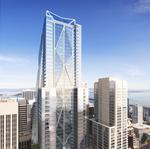 Despite problems at the Transbay Transit Center, private projects around the terminal are sprouting