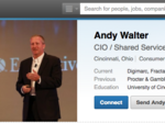 Former P&G IT chief takes on adviser role with another firm