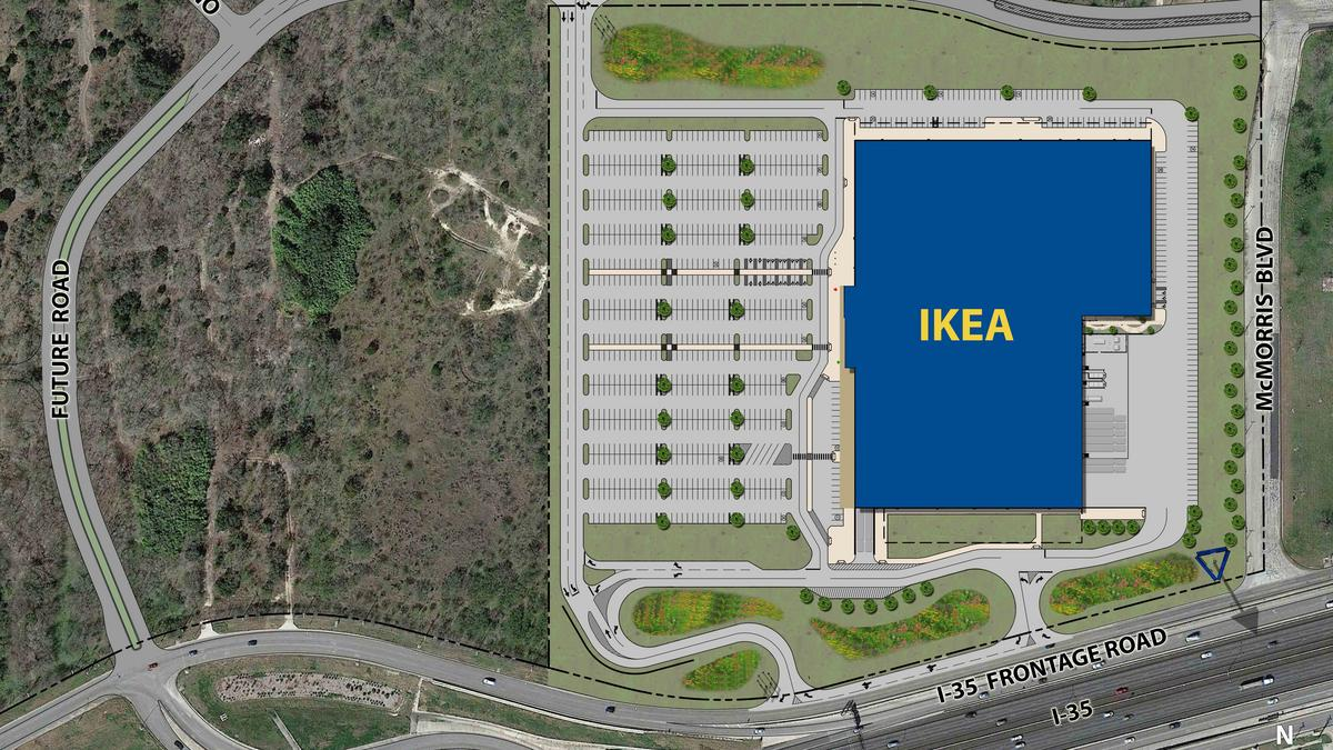 Ikea names houston based tribble stephens to be for Ikea san antonio