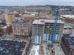I Tried It: Climbing downtown Cincinnati's 264-foot tower crane (Video)