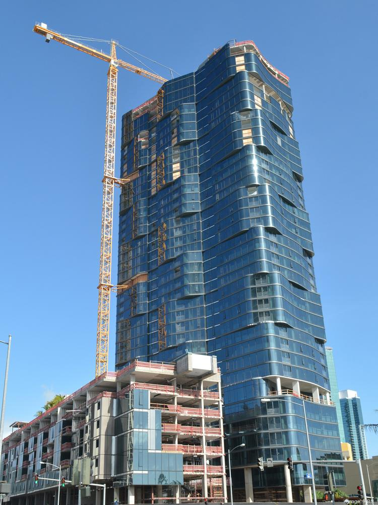 Howard Hughes Enlists Contractors For Infrastructure Work