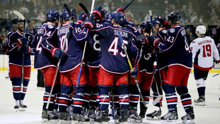 Blue Jackets&39 hot start has TV ratings up big on Fox Sports – but