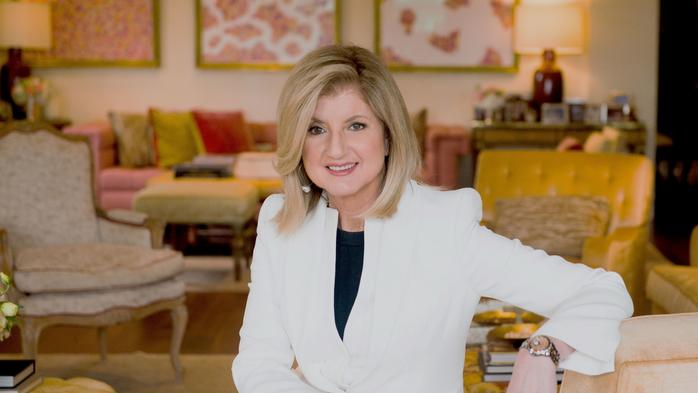 Q&A with The Huffington Post founder Arianna Huffington