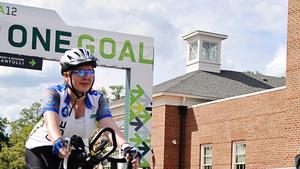 Pelotonia, MD Anderson reach settlement on 'One Goal' trademark spat