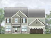 The Fairborn is a Drees home available to be built in Traditions at Elliott Farm.