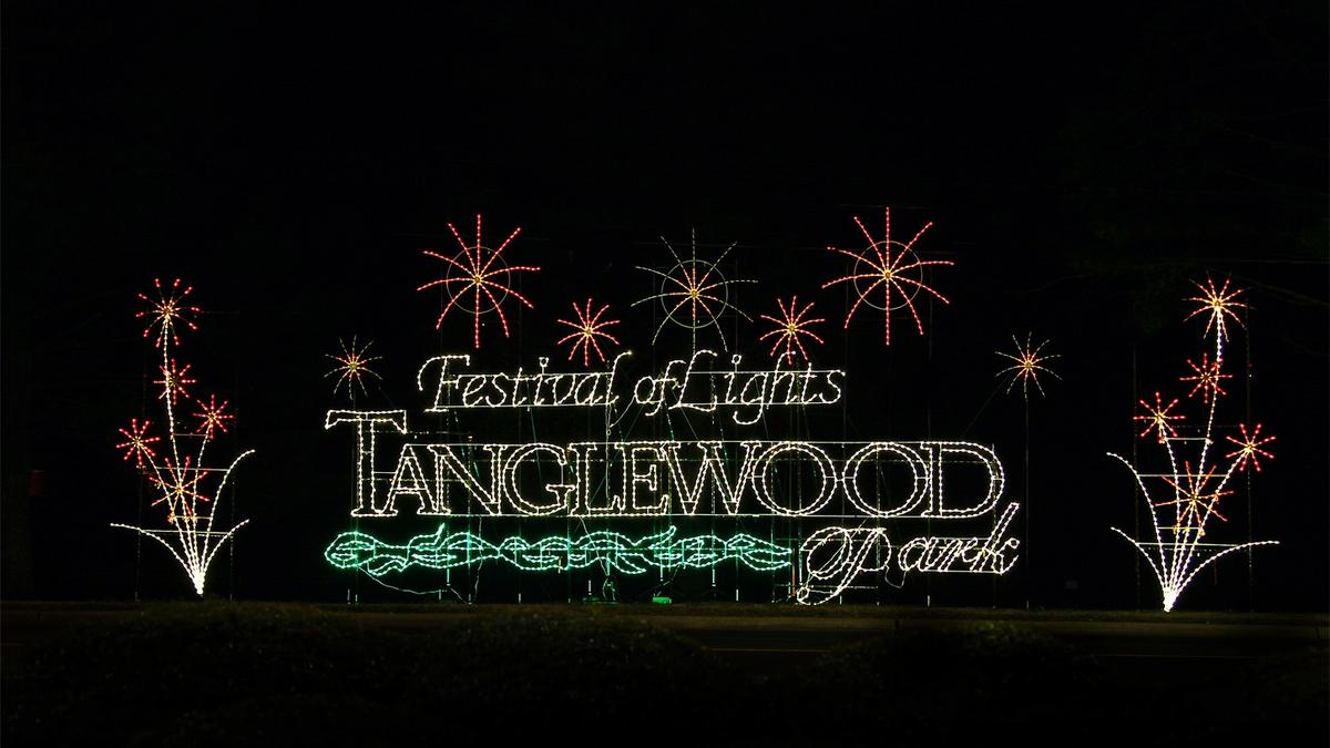 Tanglewood Christmas Lights Nc