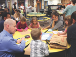 Centerville's Primary Village North promotes character education