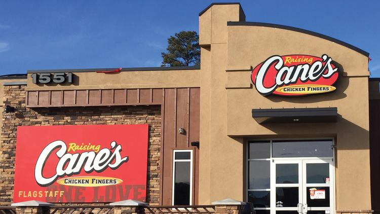 Raising Canes To Open Second Dayton Area Location In Beavercreek