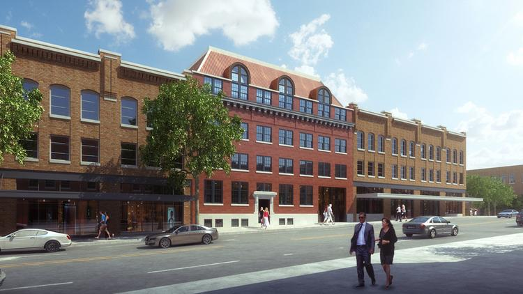 Commercial Property Downtown Birmingham Al
