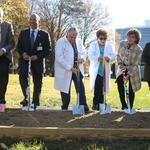 <strong>Levine</strong> Cancer Institute kicks off construction on new facility (PHOTOS)