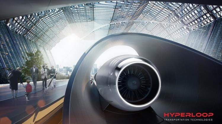 hyperloop transportation technologies utilizes a unique crowd collaboration platform attracting time and resources from hundreds