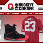 Ohio State selling LeBron James Buckeyes jerseys in uncommon licensing deal