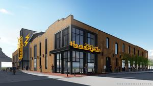 Developers unveil updated Hammerjacks plans