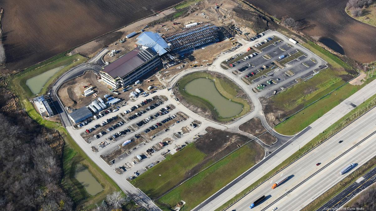 Uline Leases Pleasant Prairie Building Continues Growth