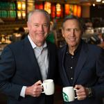 Starbucks CEO <strong>Schultz</strong> to step down, will focus on high-end coffee shops