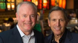 Should Starbucks pay Howard Schultz more than Kevin Johnson?