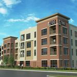 Work starts on Mayfair Road apartments