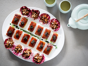 Yauatcha aims to open its Houston Galleria location on March 29. It'll be the second U.S. location for the restaurant.