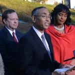 Former DeKalb CEO <strong>Burrell</strong> <strong>Ellis</strong> won't be retried