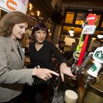 Meet the Media event at Newsroom Pub draws VIP crowd: Slideshow