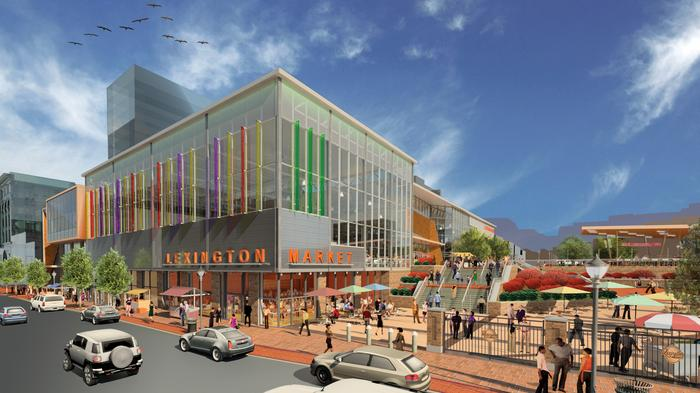 Lexington Market to be demolished, rebuilt under new plan (Slideshow)