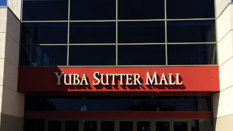 Ethan Conrad Properties has acquired Yuba Sutter Mall.