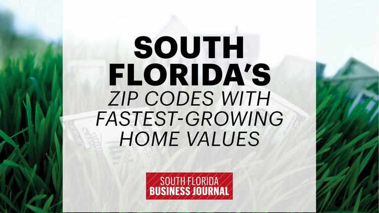 These are the south florida zip codes where home values are rising these are the south florida zip codes where home values are rising the fastest publicscrutiny Gallery