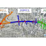 NCDOT: 2018 closure of Business 40 to impact 'all' intersections in Winston-Salem