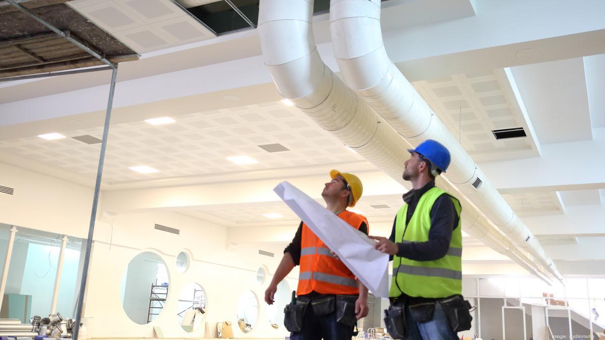 The List: Dayton-Area Commercial Construction Companies