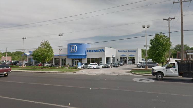 William Cafarella, Former General Manager Of West County Honda At 15532  Manchester Road, Was