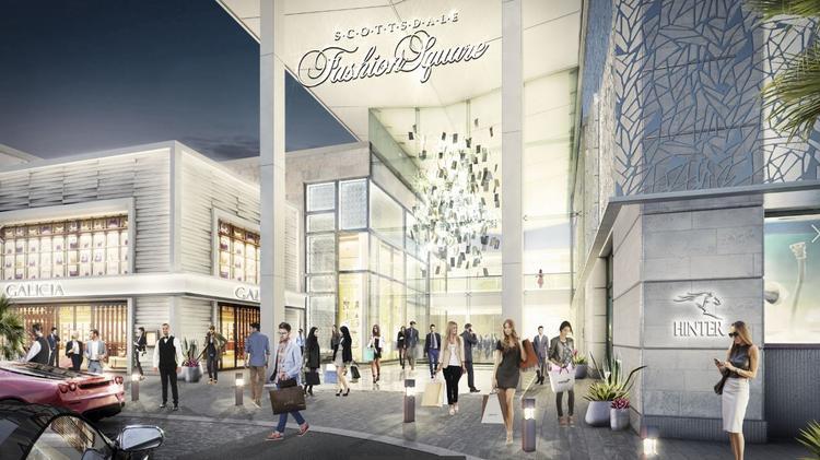 Fashion Square Mall >> Macerich Plans Renovations Upgrades At Scottsdale Fashion Square