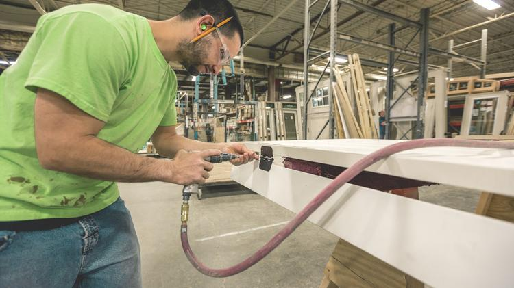 Reeb Millwork, A Door Distributor Based In Pennsylvania, Is Expanding Its  Mocksville Facility With