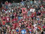 Like most NFL teams, Arizona Cardinals attendance is down this year