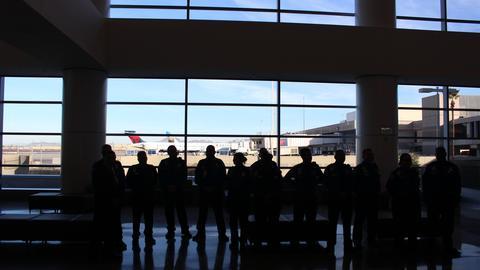 Terminal 3 at Sky Harbor.
